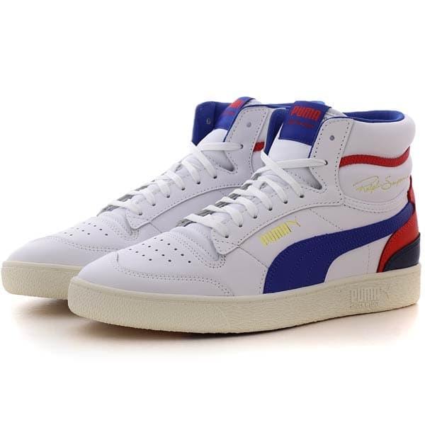 Jual PUMA ralph sampson mid sneakers