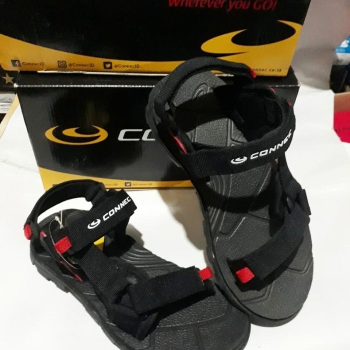 Foto Produk sandal gunung CONNEC santiago dari Ezalea Shoes
