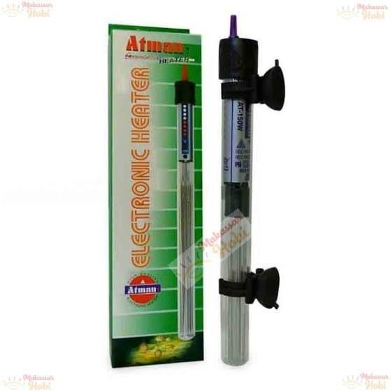 Jual Heater Atman 150w Penghangat Pemanas Air Aquarium Aquascape 150 W Watt Kota Makassar Makassar Hobi Tokopedia