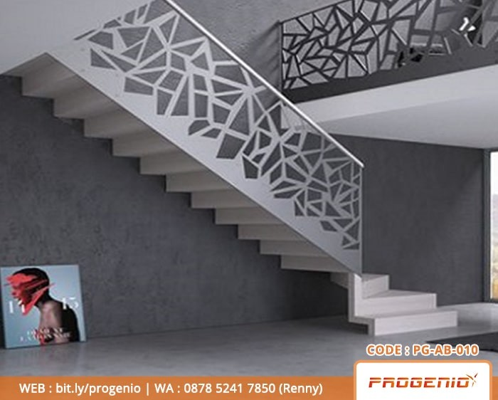 Jual Pagar Minimalis | Railing Tangga Laser Cutting | Pagar Rumah - Kota  Surabaya - ProgenioShop | Tokopedia