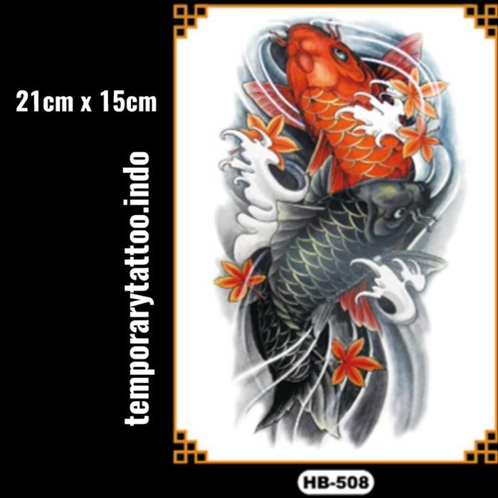 Jual Tato Temporer Lengan Tangan Gaul Keren Temporary Tattoo 21x15 Hb508 Kota Bandung Temporarytatto Indo Tokopedia
