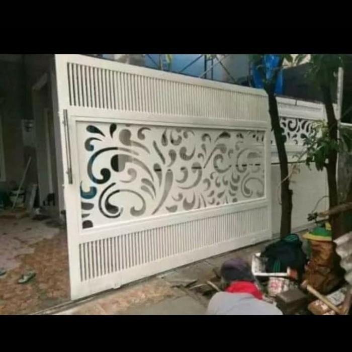 Jual Pagar Pintu Sketsel Laser Cutting - Kab. Sidoarjo - Tosan Jaya Steel |  Tokopedia