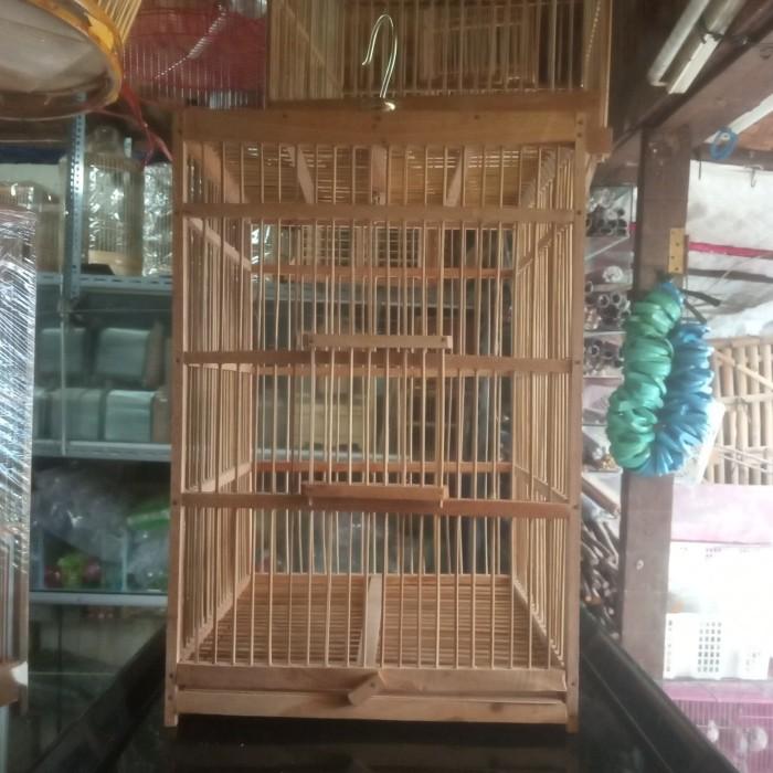 Jual Kandang Jalak Kebo Jakarta Timur Manuk Jaya Online Tokopedia