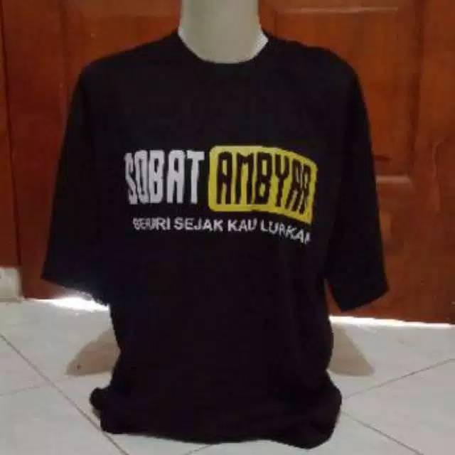 Jual Sp Kaos Sobat Ambyar M Jakarta Selatan Toko Asfaqa Id