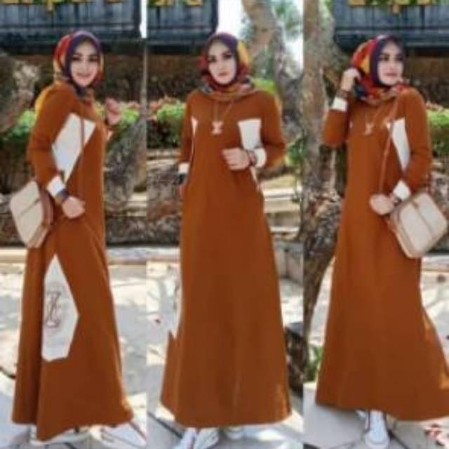 Ori Gamis Zolaqu Terbaru Gambar Hijab