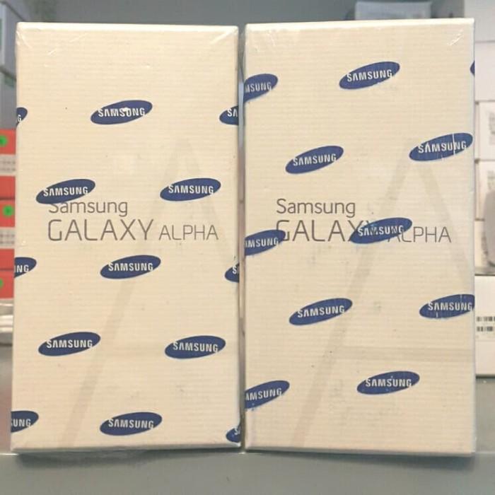 Foto Produk PROMO Samsung Galaxy Alpha RAM 2GB Internal 32GB - Garansi Resmi dari YUSUF STORE 07