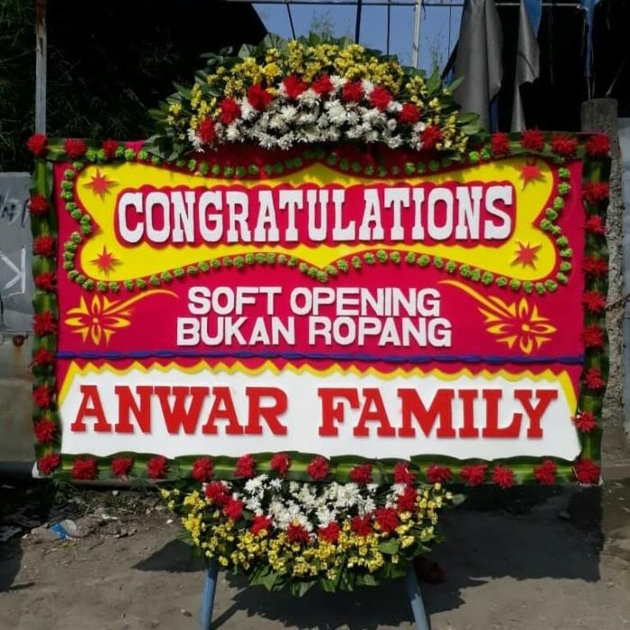Jual Karangan Bunga Untuk Grand Opening Toko Jakarta Utara D Fortune Florist Aja Tokopedia