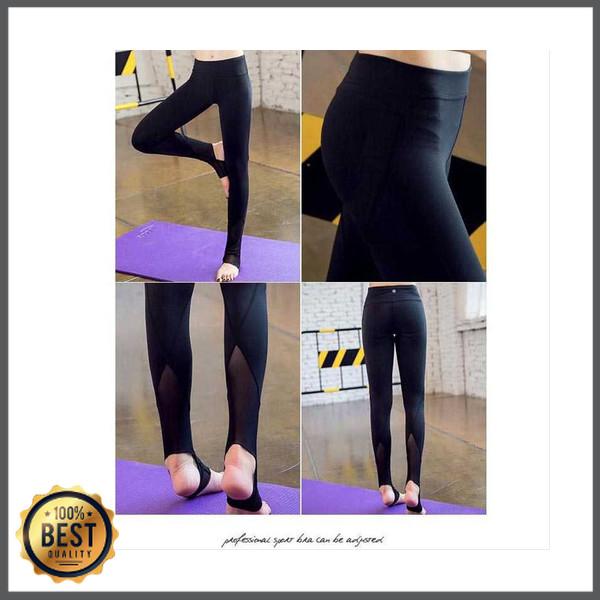 Jual Promo Celana Legging Gym Fitness Wanita Murah Kab Kotabaru Zhafira Mart Tokopedia