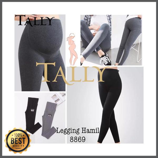 Jual Jual Celana Legging Hamil Panjang Premium Maternity Tally 8869 Murah Kab Kotabaru Sarah Mart Tokopedia