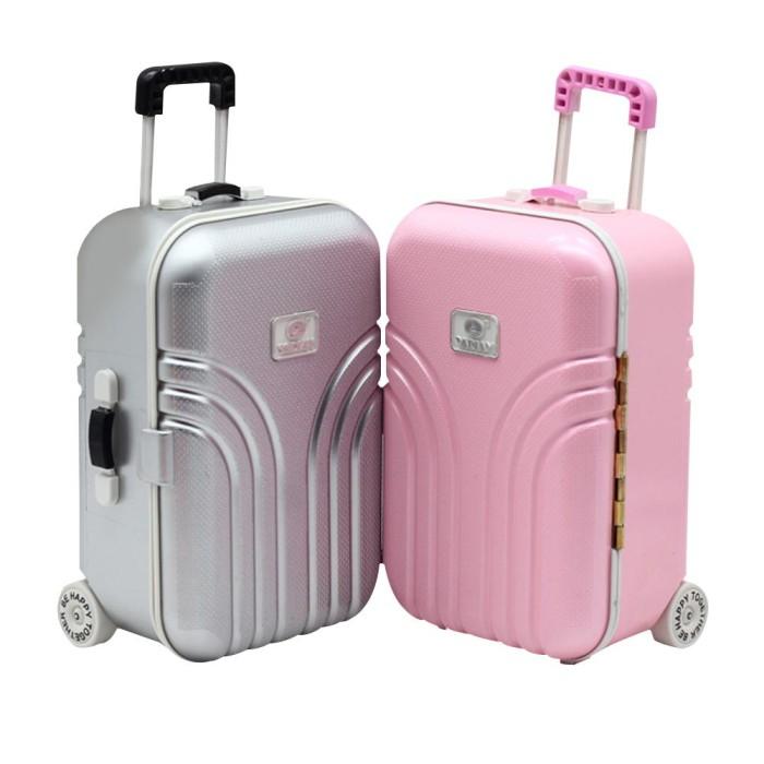 Foto Produk Doll Suitcase Doll Trolley Case Girl Toy Small Suitcase Children Toy S dari Setia jaya_makmur
