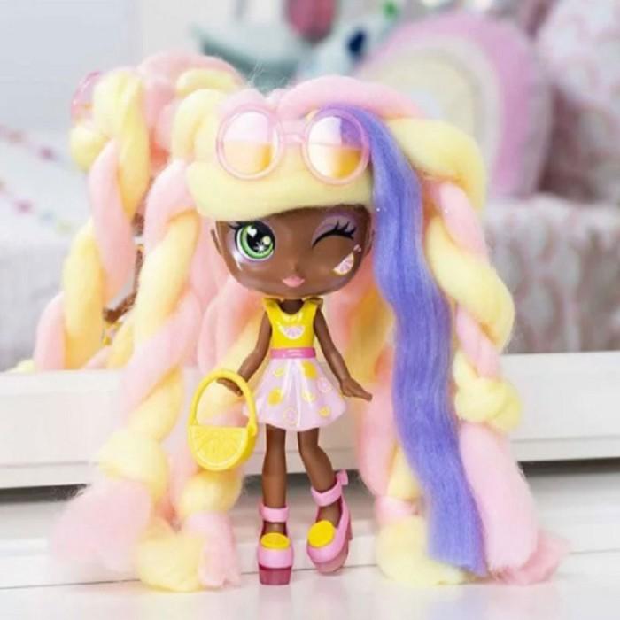 Foto Produk Original Candylocks Cotton Candy Doll Toys Hobbies Dolls Accessories M dari Setia jaya_makmur
