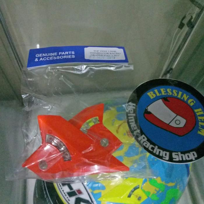 Foto Produk top vent 1 nhk gp pro orange dari blessinghelm_racing 23