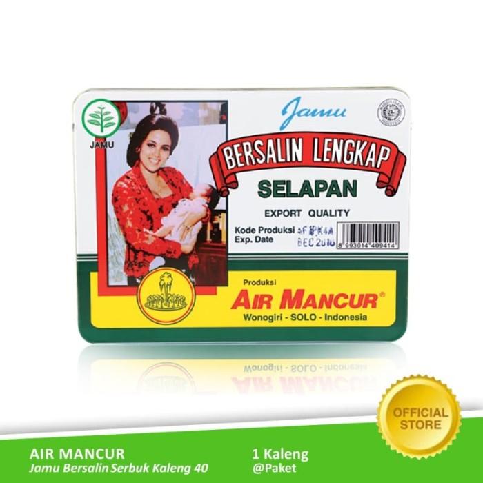 Foto Produk BERSALIN SERBUK KALENG 40 dari Air Mancur Official Shop