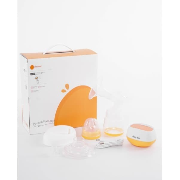 Foto Produk Doopser Portable Electric Single Breast Pump | Pompa Asi Elektrik 8005 dari Doopser Indonesia