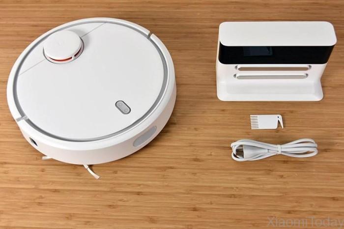 Jual Xiaomi Mi Robot Vacuum Cleaner Kota Tangerang Selatan M Alibaba Tokopedia