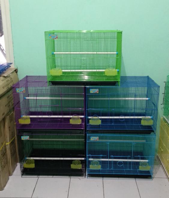 Jual Kandang Ternak Lovebird Kandang Burung Jakarta Selatan Nanda Animal Tokopedia