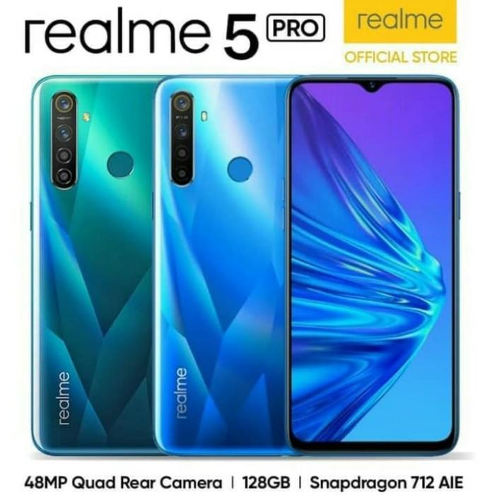 Jual Realme 5 Pro Ram 4 128 Gb Hp Realme 5 Pro Ram 4gb Rom 64gb Grs Resmi Hijau Jakarta Timur Wahana Accessories Tokopedia
