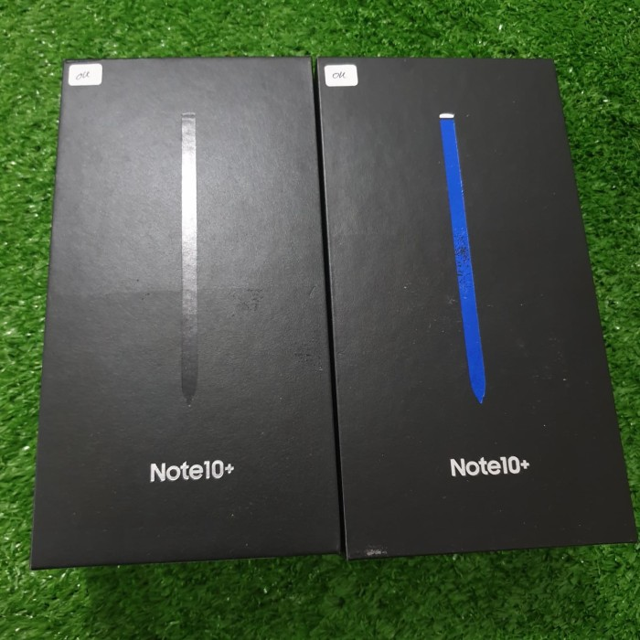 Foto Produk Samsung Note 10 Plus 512GB dari JJStore.ID
