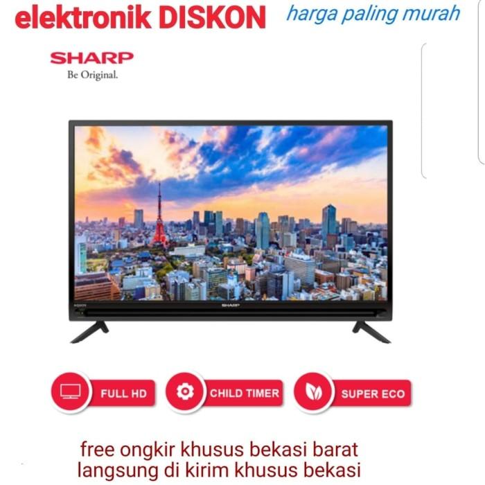 Jual Led Sharp Lc 40sa5100i 40 In Kota Bekasi Elektronik Diskon Tokopedia