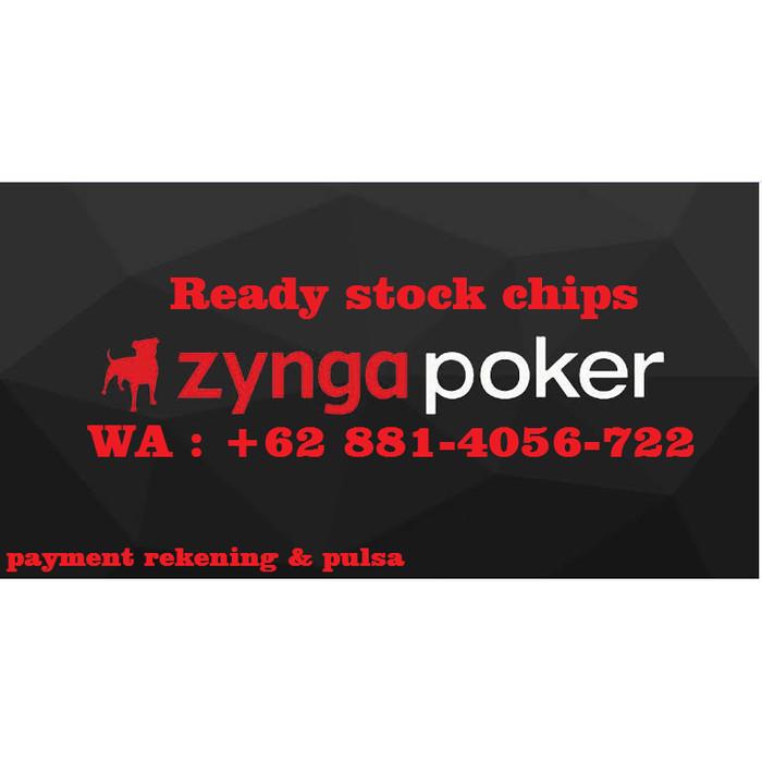 Jual Chips Zynga Poker 100b Kota Bandung Ameliachips Tokopedia