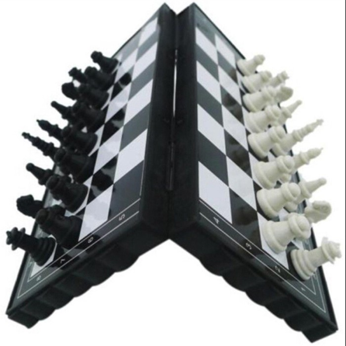 Soft Folding Chess Board Portable Set High Quality Games Camping Travel Home
