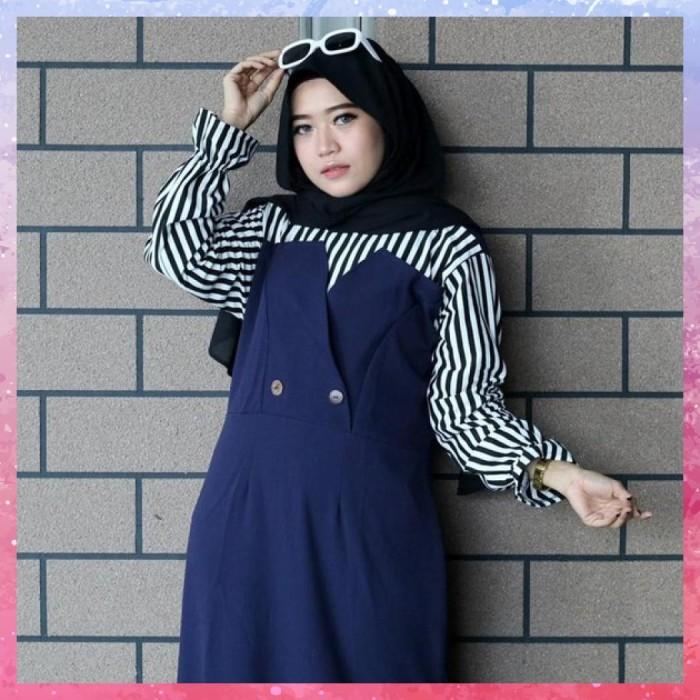 Jual Baju Muslim Wanita Gamis Model Kekinian Desain Elegant Remaja Modern Jakarta Timur Aminahamin 34 Tokopedia