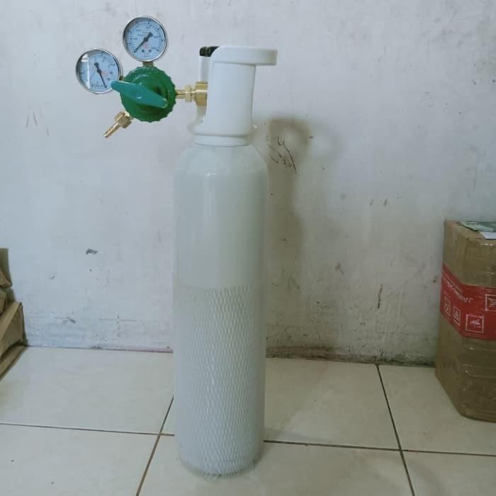 Foto Produk Tabung oksigen paking ikan dari Nusantara Medika jaya