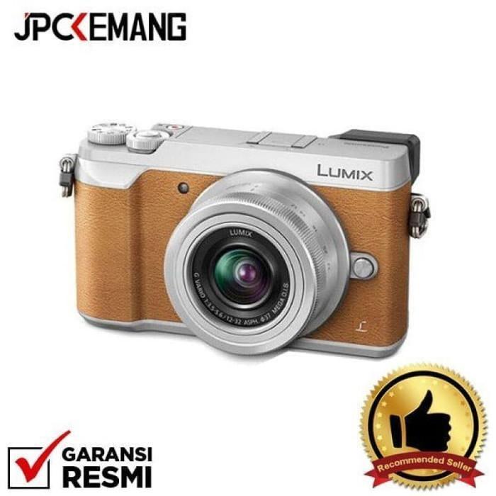 Foto Produk Panasonic Lumix DMC-GX85 kit 12-32mm f/3.5-5.6 (Brown) - Cokelat Muda dari JPCKemang
