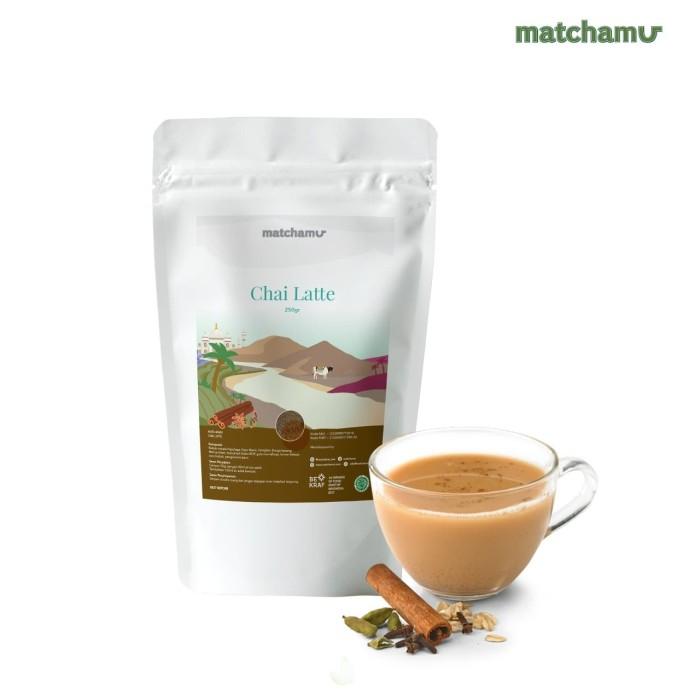 Foto Produk Chai Latte 500gr dari matchamu