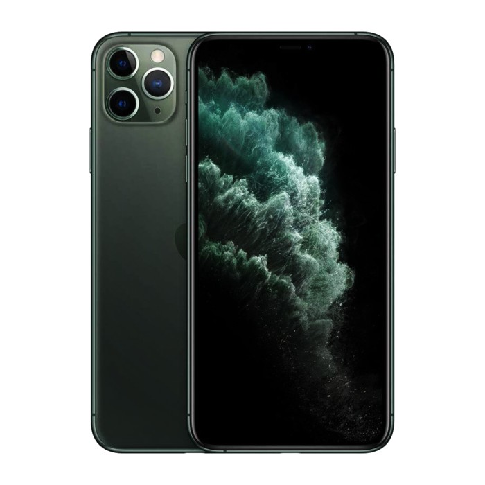 Foto Produk Iphone 11 Pro Max MidNight Green - 64GB Ori 100% apple Store dari SellingMonster Shop