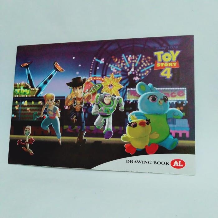 Foto Produk Buku Gambar A4 dari Toko Buku dan Stationery
