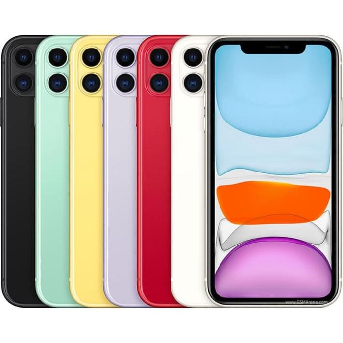 Foto Produk Iphone 11 128GB Garansi Resmi TAM / Ibox dari LJS OFFICIAL