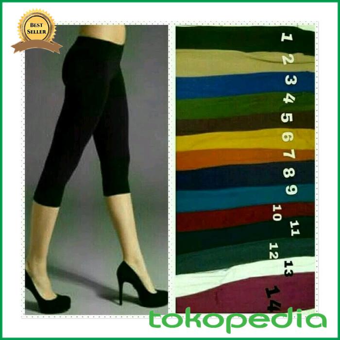 Jual Celana Legging Jumbo Bahan Spandex Ukuran Xxl Kota Samarinda Nurjanah Mart Tokopedia