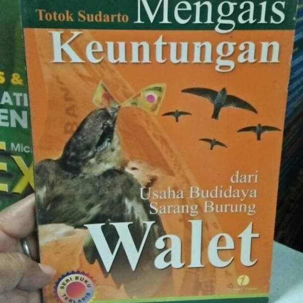 Jual Hot Sale Mengais Keuntungan Dari Budidaya Sarang Burung Walet Murah Jakarta Barat Teo Teo Tokopedia