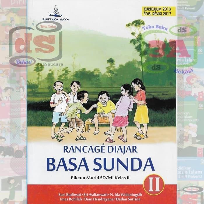 Jual Buku Sd Kelas 2 Buku Bahasa Sunda Kelas 2 Sd Rancage Diajar Basa Jakarta Pusat Mayasimanjuntak Tokopedia