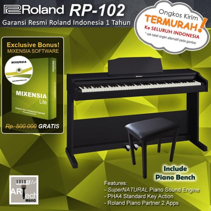 Foto Produk Roland RP102 / Roland RP 102 Digital Piano dari ArtTech