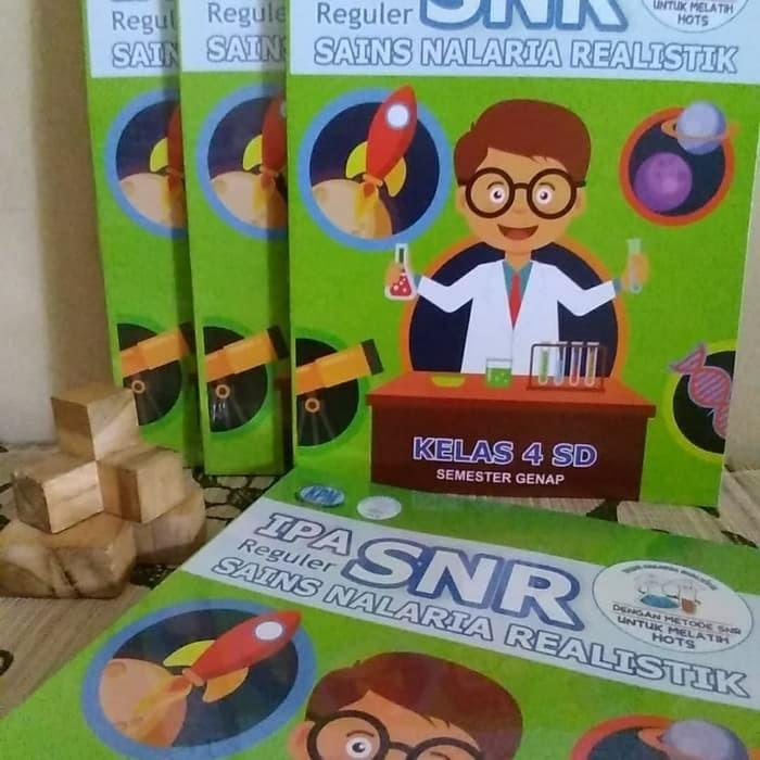 Foto Produk IPA Sains Nalaria Realistik Semester GENAP dari KPM Mart