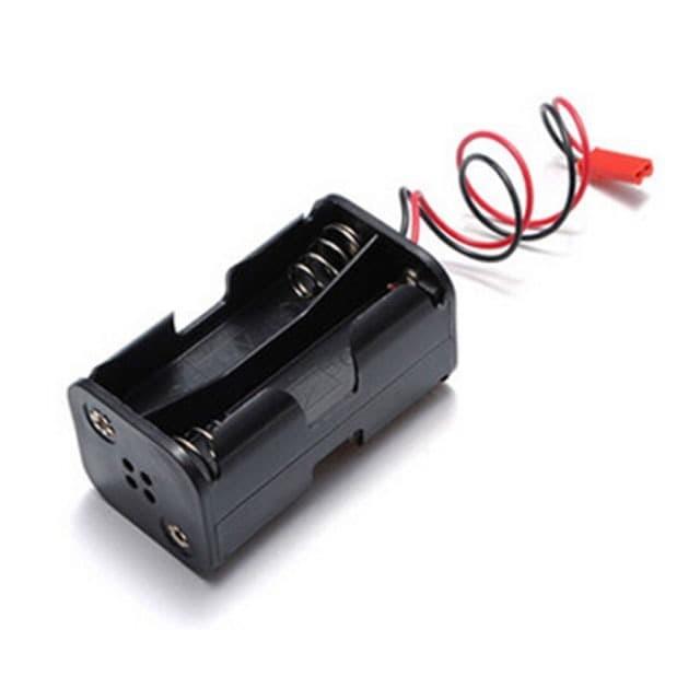 Foto Produk Battery Box 4 AA Receiver Case Holder (BB4AAJ) dari Tamiyatoys