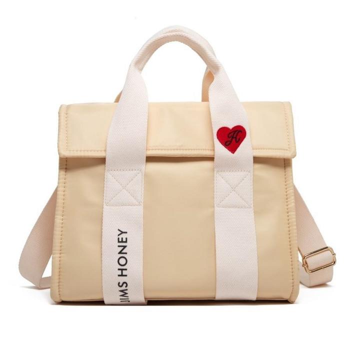 Foto Produk Jims Honey - Valencia Bag Tas Selempang Wanita - Putih dari JIMS HONEY OFFICIAL