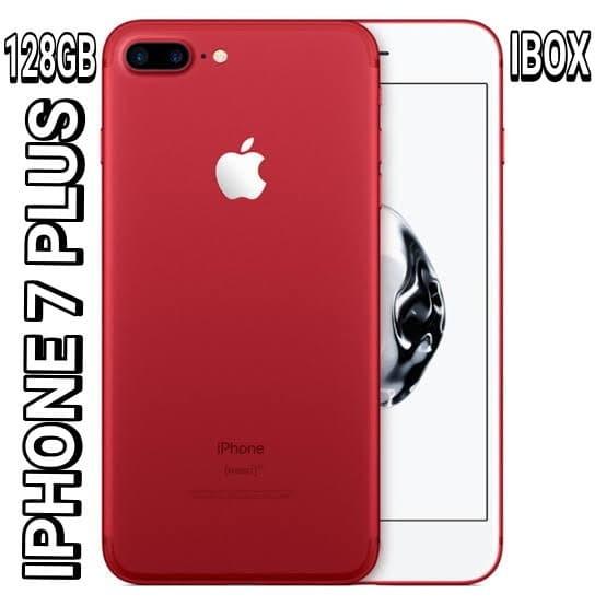 Foto Produk IPHONE 7 PLUS 128GB GARANSI RESMI TAM - IBOX - Hitam dari Garden Cell Official