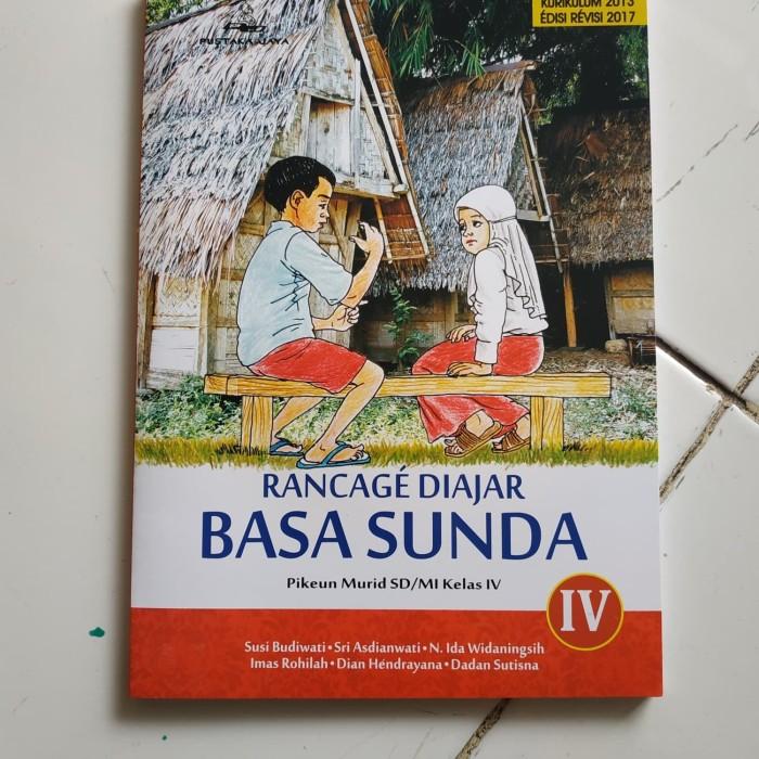 Jual Buku Bahasa Sunda Kelas 4 Sd Mi Kota Depok Mpbookstore Tokopedia