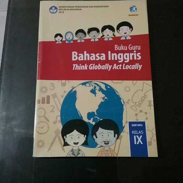 Jual Kualitas Terjamin Buku Guru Bahasa Inggris Kelas 9 Smp Kur 13 Jakarta Barat Widyasuryono Tokopedia