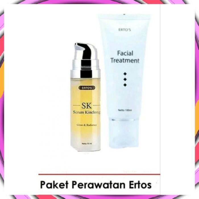 Jual Grosir Facial Treatment Dan Serum Kinclong Ertos Jakarta