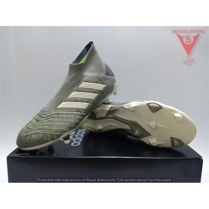 Jual Sepatu Bola Anak Adidas Predator 19 Fg Jr Original Ef8213