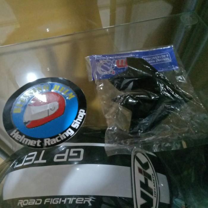 Foto Produk top vent 2 nhk gp pro black dari blessinghelm_racing 23