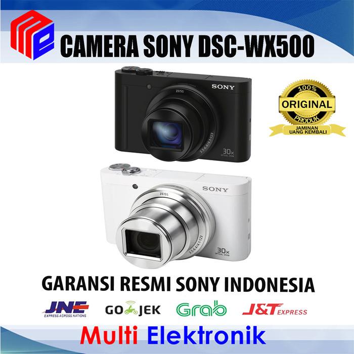 Foto Produk CAMERA SONY DSC-WX500 dari Multi Electronic