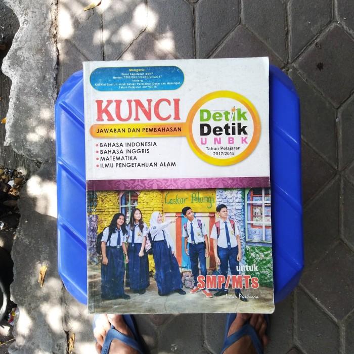 Jual Kunci Jawaban Detik Detik Smp Kota Surakarta Bildhonbooks Tokopedia