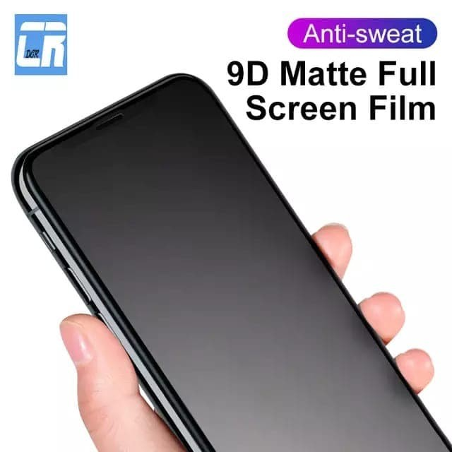 Foto Produk IPHONE 11 / PRO / PRO MAX TEMPERED GLASS MATTE FROSTED FULL COVER - 11 PRO MAX dari Urban Story