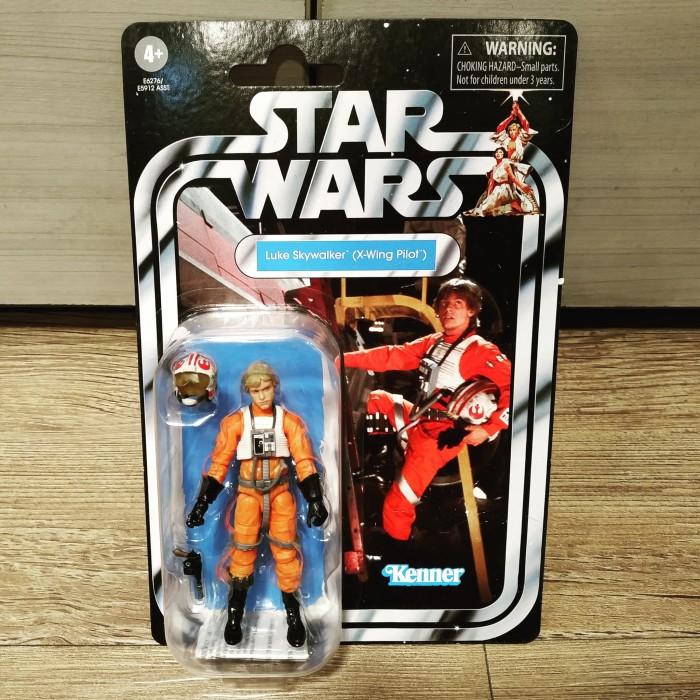 Star Wars The Vintage Collection-Luke Skywalker X-Wing Pilot