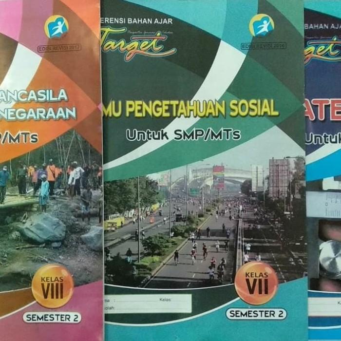 Foto Produk BUKU LKS SMP KELAS 8 SEMESTER GENAP K13 dari M2Y Book